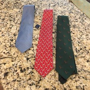 4 ties by 346 for Brooks Brothers